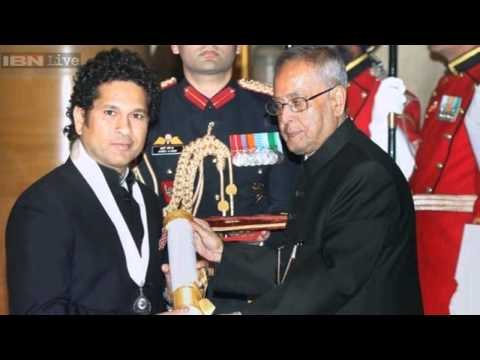 India's Highest Civilian Honour For Sachin Tendulkar Bharat Ratna   4 Feb 2014 MUST SEE