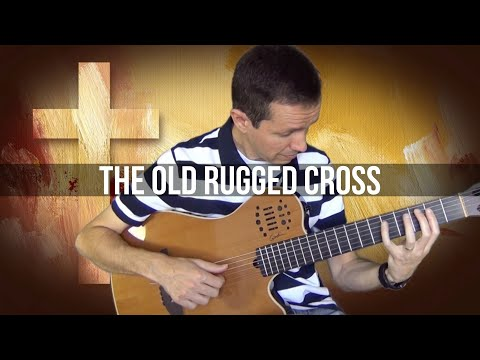 The Old Rugged Cross (Solo Jazz Guitar) - Tabs Available