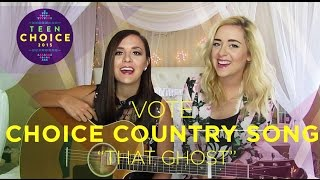 Megan & Liz That Ghost