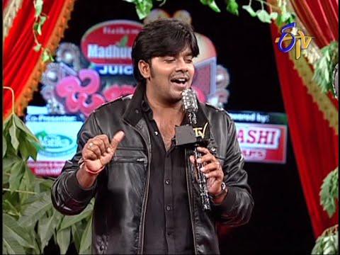 Jabardasth - జబర్దస్త్ - Sudigaali Sudheer Performance on 18th September 2014