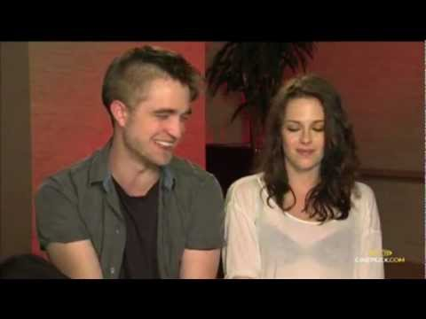 Cineplex Interview part 1,2,3 - Robert Pattinson and Kristen Stewart