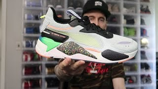 "PUMA RSX ""4TH DIMENSION"" UNBOXING!!!"