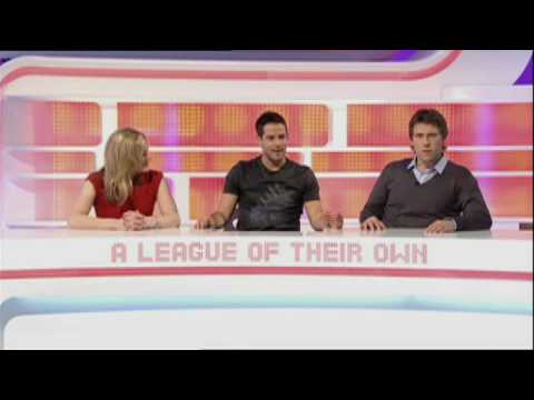 Joseph Wilson - 'A League of their Own' (SKY 1, Promo, 2010)
