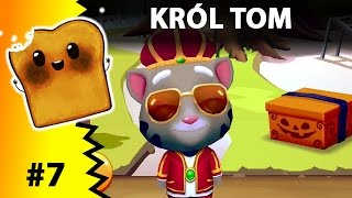 TALKING TOM GOLD RUN - KING TOM GAMEPLAY BEST GRAPHIC iOS Android