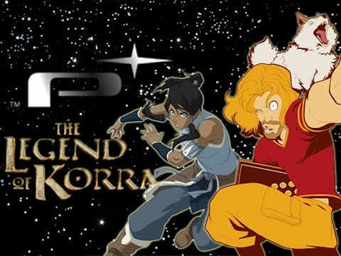 LEGEND OF KORRA - Hands On Breakdown & Impressions by Maximilian