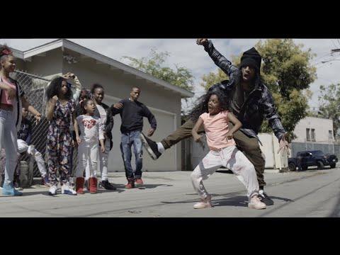 "Desiigner ""Panda"" LES TWINS x YAK x DJI Osmo X5 Zenmuse   Laurent ft Skitzo & Boom Squad Inglewood"