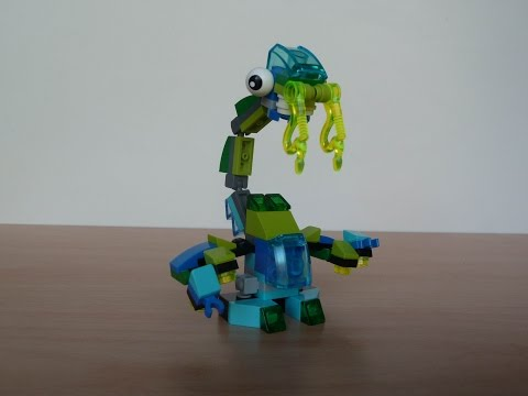 LEGO MIXELS LUNK and GLOMP MIX or MURP?  With Lego 41510 and Lego 41518