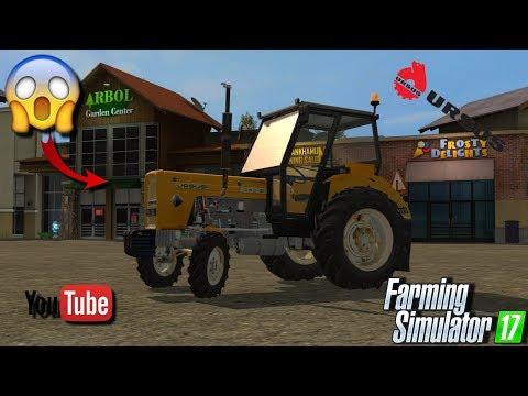 farming simulator 17 presentation de mods tracteur ursus 360