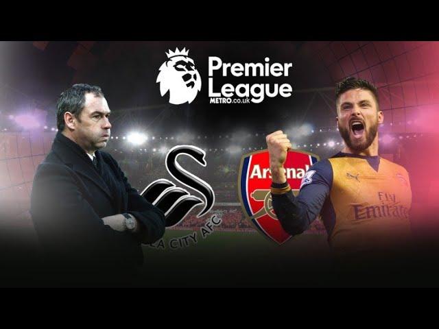 Arsenal vs Swansea | Premier League Match Preview
