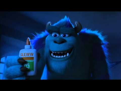 Disney/Pixar's Monsters University Teaser Trailer