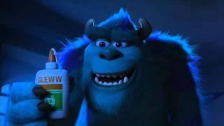 Disney/Pixar's Monsters University Teaser Trailer