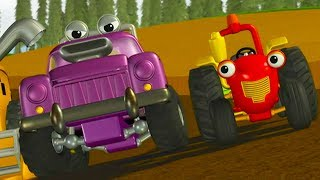 Tractor Tom 🚜 Welcome to Springhill Farm! 🚜 Clip Compilation | Cartoons for Kids