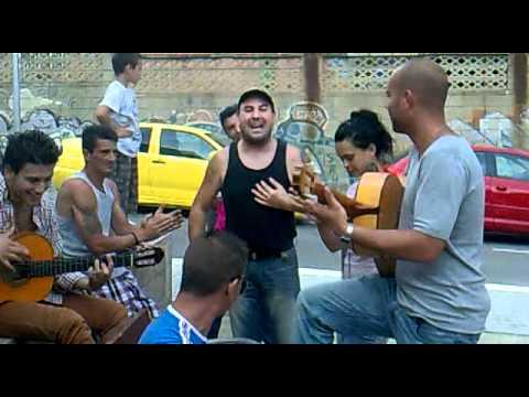DEPOM Á  y los pomarenses de fiesta en el barrio de pomar