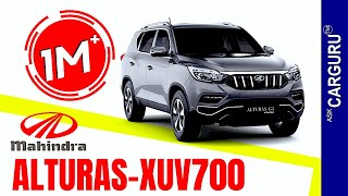 Mahindra XUV700, CARGURU, हिन्दी में, Price, Engine, Interior &  Exterior All Details