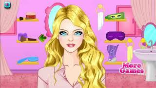 Princess  makeup  New year  style  Games more
