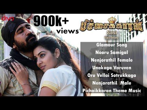 Pichaikkaran - Jukebox   Vijay Antony   Satna Titus   Sasi