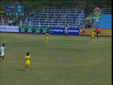 Thailand V Myanmar Women's Football SEA Games(1)