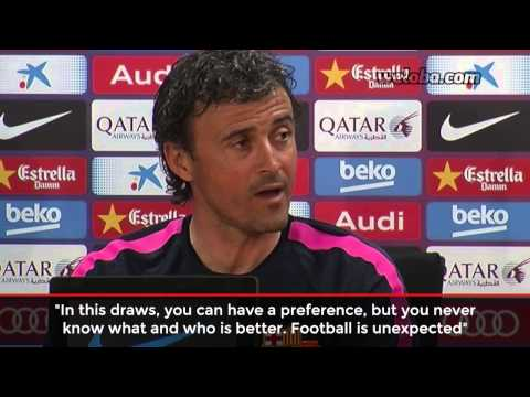 Luis Enrique about Bayern Munich and Guardiola / www.weloba.com
