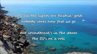 Sam Hunt - Leave The Night On (with lyrics)