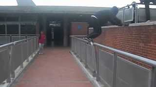 parkour assassin´s creed moderno( la nueva generacion)