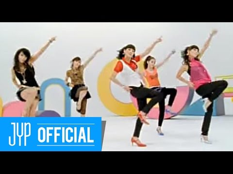 Wonder Girls () - Tell Me Music Videos