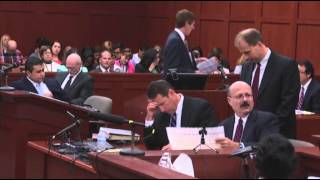 All-Women Jury Chosen for Zimmerman's Trial  6/21/13
