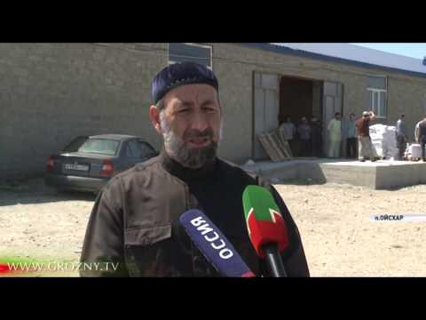 Фонд Кадырова провел благотворительную акцию в честь праздника Ид аль-Адха