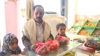 From teacher to construction worker, a day in the struggling life of the average Yemeni