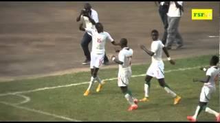 Eliminatoires CHAN 2016 | Gambie 0-1 Sénégal