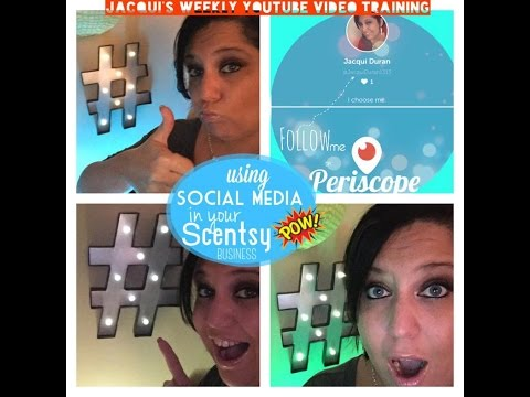 Scentsy Business and Social Media