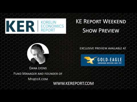 KE Report - Fund Manager Dana Lyons - Gold and Silver at a key breakout point