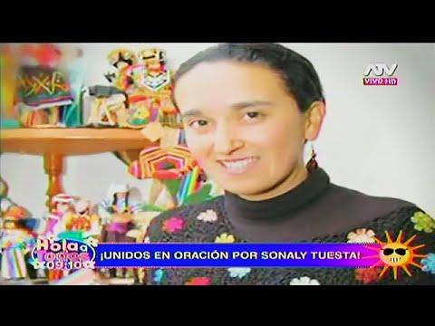 HOLA A TODOS 09/06/16 SONALY TUESTA GRAVE DE SALUD, MELISSA  KLUG Y SHEYLA MAS AMIGAS QUE NUNCA...
