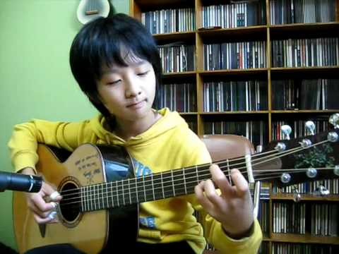 (Tommy Emmanuel) Endless Road - Sungha Jung