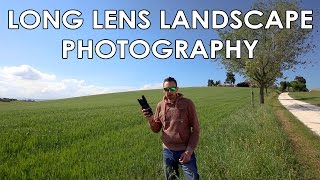 Long lens landscape photography - How to use it right - Tips and Image analysis