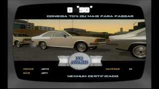 GTA SA BRASIL TUNADO (missâo DRIVING SCHOOL) BY OLIVEIRA FULL HD 1080p