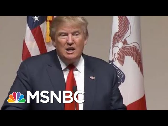 39Toxic Mess39 Clash At Impeachment Trial Over What Trump Knew  The Beat With Ari Melber  MSNBC