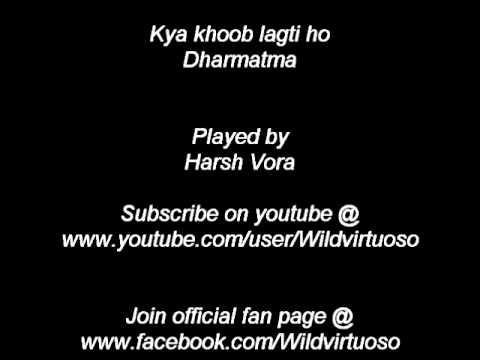 Kya khoob lagti ho Piano Cover by Wildvirtuoso (Harsh Vora)