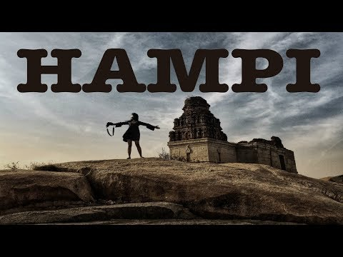 MYSTERIOUS HAMPI - Land Of Whispering Rocks | Top Places to Visit in Hampi