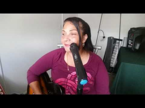 My Soul Doth magnify the Lord and my Spirit Praise his name Reggae Guitar by Charmaine