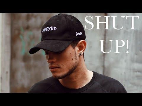 Music Monday - SHUT UP