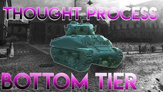 What Goes Through A Unicums Mind When Bottom Tier - World of Tanks