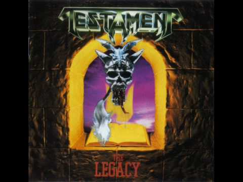 Testament - Alone In The Dark
