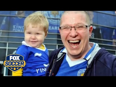 One Leicester fan is regretting not renewing his season tickets