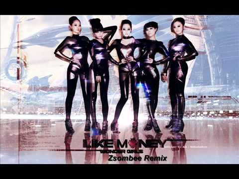 Sonerie telefon » Wonder Girls – Like Money (Zsombee Remix 2012)