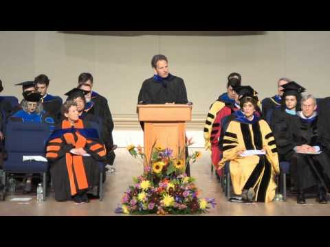 Commencement Address w: Introduction by Dean Einhorn   Timothy Geithner '85 Secretary of the U S  Department of the Treasury