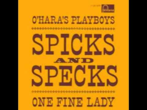 O'Hara's Playboys - Spicks And Specks