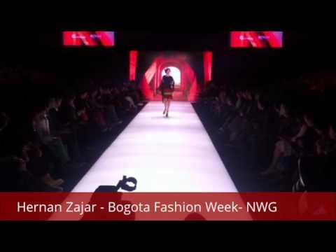 Hernan Zajar - Bogota Fashion Week- news world