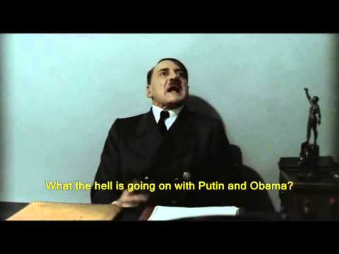 Hitler Is Informed Of The New US-Russia Cold War