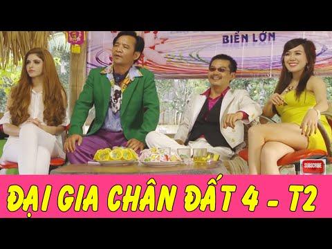 Phim Hài Tết | Đại Gia Chân Đất 4 - Tập 2 | Phim Hài Chiến Thắng , Bình Trọng thumbnail