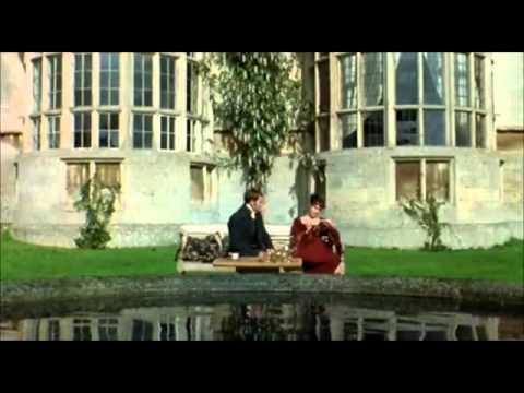 Mansfield Park Fanny and Edmund Scene